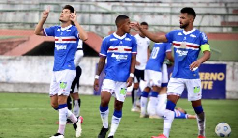 Bahia derrota Ceará e assume liderança provisória no Brasileirão de Aspirantes