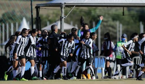 Ceará venceu Audax-SP em estreia no Brasileirão Feminino Sub-18