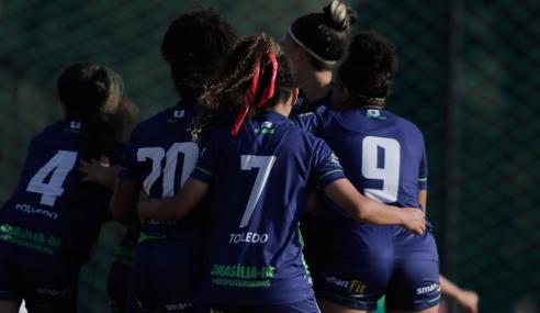 Minas Brasília atropela Cuiabá em estreia no Brasileirão Feminino Sub-18