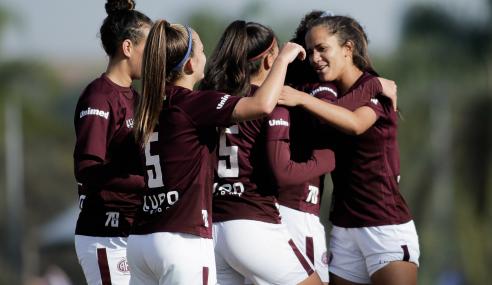 Brasileirão Feminino Sub-18: Ferroviária volta a golear Juventude e segue na briga