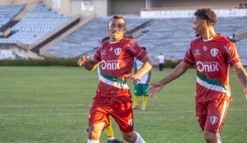 Fluminense, River e Flamengo vencem na abertura do Piauiense Sub-20