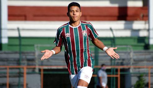Com gol de Matheus Martins, Fluminense vence Corinthians pelo Brasileirão de Aspirantes