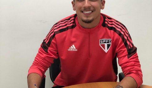 São Paulo contrata atacante do Sport para o sub-20
