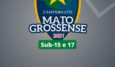 Mato-Grossenses Sub-15 e Sub-17 serão disputados simultaneamente