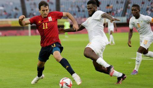 Espanha goleia Costa do Marfim na prorrogação e está nas semifinais das Olimpíadas