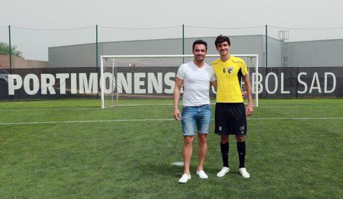 Filho de Falcão é contratado por time da elite portuguesa