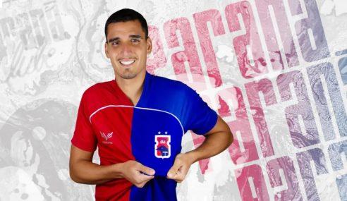 Paraná Clube anuncia volante do Altos