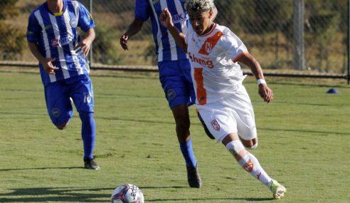 Coimbra vence e avança como primeiro colocado do grupo no Mineiro Sub-20