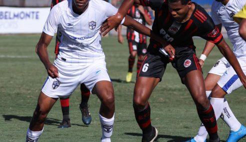 Real Brasília vence e volta à liderança no Candango Sub-20