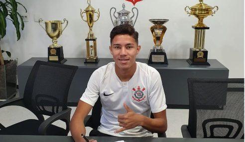Corinthians traz meia do Vila Nova por empréstimo para o time sub-20