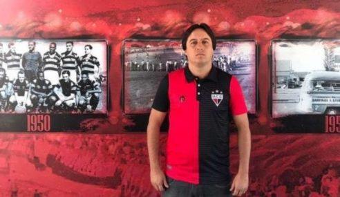 Atlético-GO demite técnico do sub-20