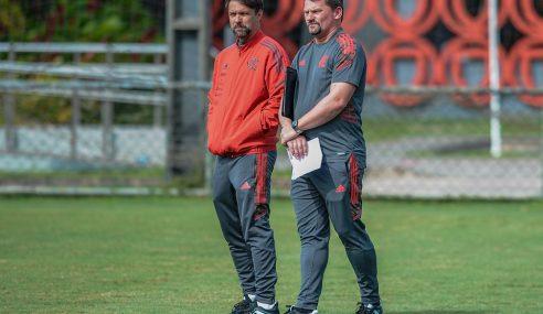 Flamengo anuncia Fábio Matias como novo treinador do sub-20