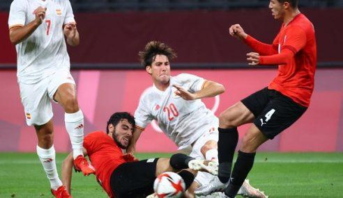 Espanha tropeça diante do Egito na abertura dos Jogos Olímpicos