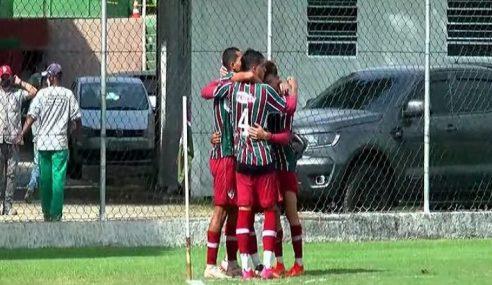 Fluminense faz 3 a 0 no Boavista pelo Carioca Sub-20