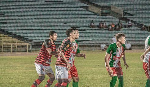 Fluminense segue 100% no Piauiense Sub-20