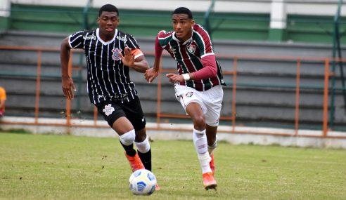 Seis clubes brigam por duas vagas no mata-mata do Brasileiro Sub-17