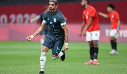 Argentina se recupera e vence Egito nos Jogos Olímpicos