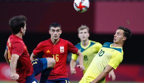 Espanha vence Austrália pelo placar mínimo nos Jogos Olímpicos