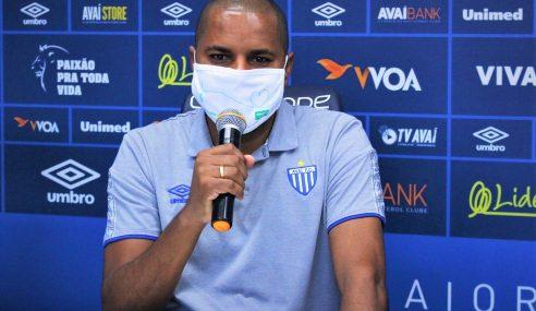 Coordenador de futebol deixa o Avaí