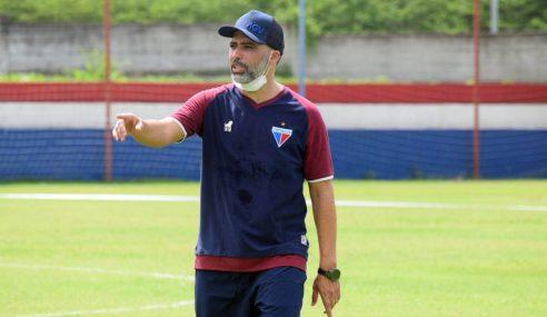 Fortaleza promove técnico do sub-17 para o sub-20