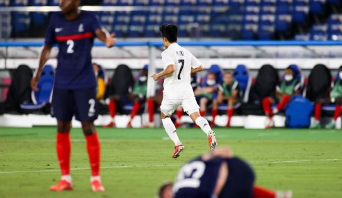 Japão elimina França dos Jogos Olímpicos com direito à goleada