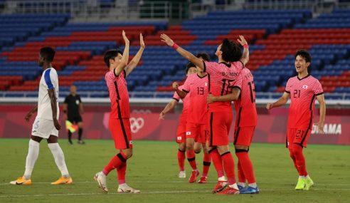 Coreia do Sul goleia Honduras e se classifica nos Jogos Olímpicos