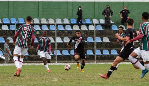 Jogo de ida da final da Copa Rio Sub-17 termina sem gol