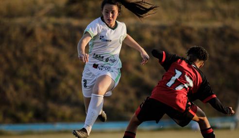Brasileirão Feminino Sub-18: Vitória sai na frente, mas Iranduba busca o empate