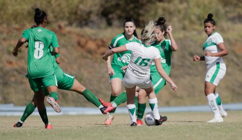 Chapecoense vence Juventude e mantém 100% no Brasileirão Feminino Sub-18
