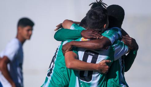 Juventude bate Santos e embola Grupo A do Brasileirão de Aspirantes