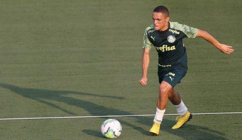 Vasco contrata atacante que atuou pelos profissionais do Palmeiras