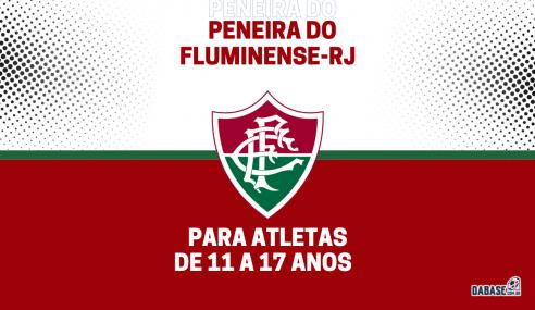 Fluminense-RJ realizará peneira em Quimados-RJ
