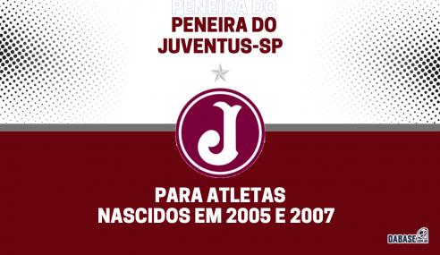 Juventus-SP realizará peneira para duas categorias