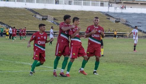 Fluminense bate River, vence a terceira e se garante nas semifinais do Piauiense Sub-20