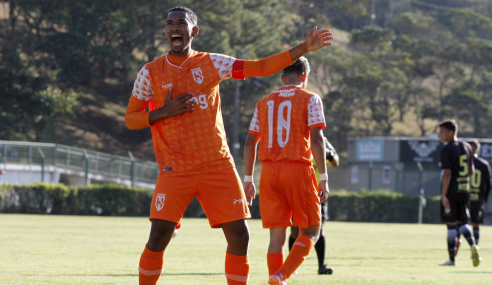 Coimbra goleia Tupi fora de casa e fica perto das quartas do Mineiro Sub-20