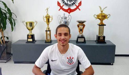 Corinthians contrata atacante para o time sub-17