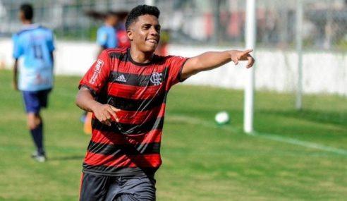 Flamengo empresta atacante do sub-20 ao Guarani-SP