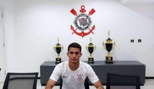 Corinthians contrata zagueiro para a equipe sub-17