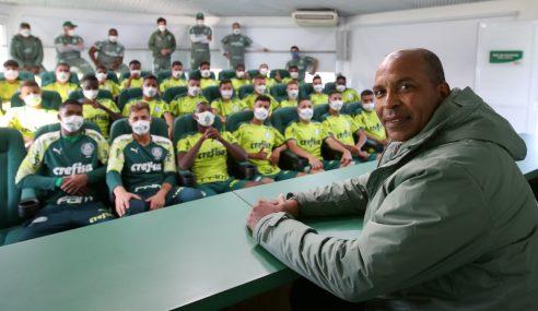 Palmeiras anuncia Orlando Ribeiro como novo treinador para o sub-17