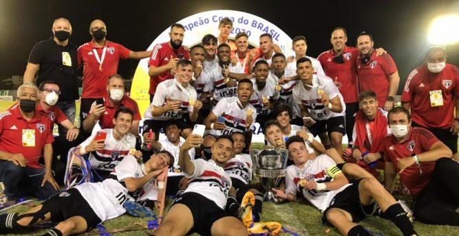 CBF divulga confrontos da primeira fase da Copa do Brasil Sub-17