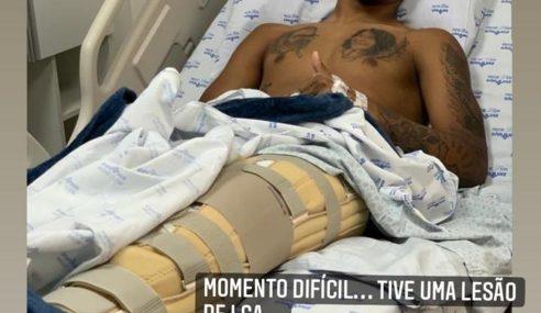 Volante do sub-20 do Corinthians passa por cirurgia no joelho