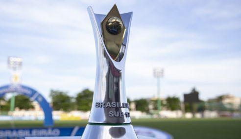 CBF divulga datas e locais das finais do Brasileirão Sub-17