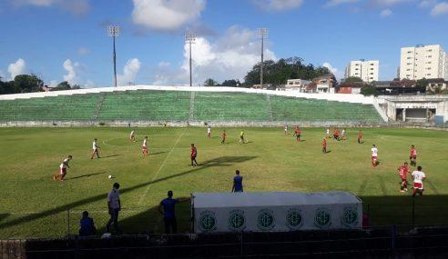 Íbis e Centro Limoeirense empatam pelo Pernambucano Sub-20