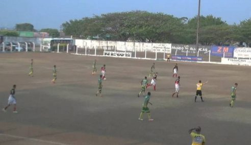 Real Ariquemes e Villa Rondônia empatam na ida da final do Rondoniense Sub-20