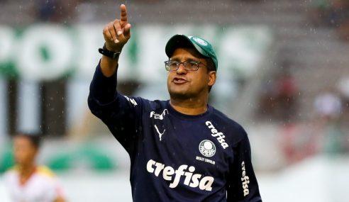 Wesley Carvalho deixa o comando do time sub-20 do Palmeiras