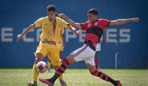 Madureira e Flamengo empatam na ida das quartas do Carioca Sub-20