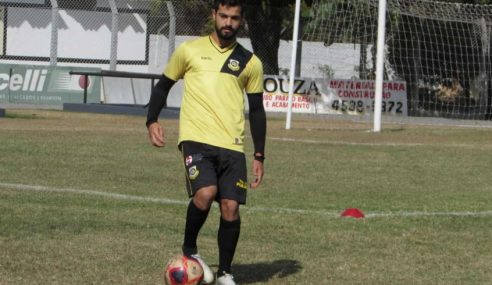 São Paulo empresta meia ao São Bernardo FC