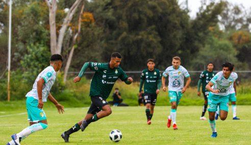 Mexicano Sub-20 passa a ter três líderes