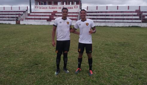 Sport vence Centro Limoeirense e se garante na segunda fase do Pernambucano Sub-20