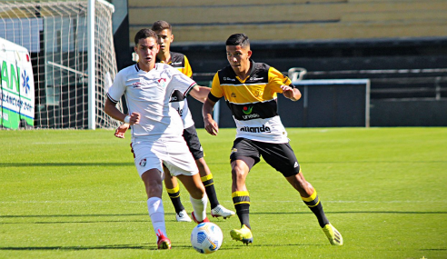 Fluminense marca no fim e bate Criciúma nas oitavas da Copa do Brasil Sub-17